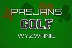 Pasjans Golf Wyzwanie
