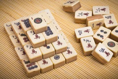klasyczna gra majong